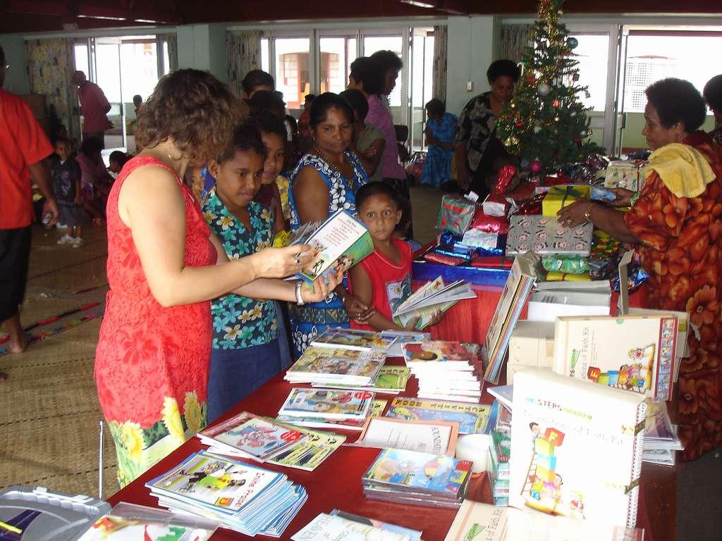 visit to Prisoners Children annual feast--1