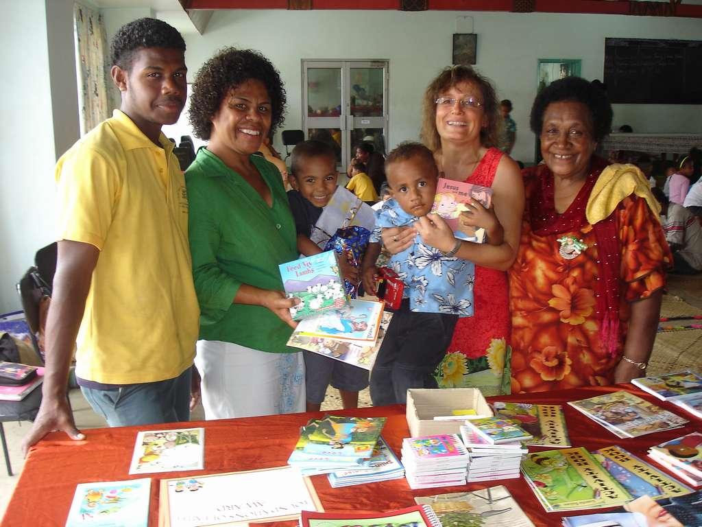 visit to Prisoners Children--3